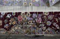 برپایی نمایشگاه نوروزی فرش دستباف در هریس