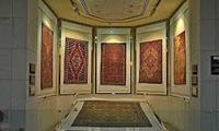 موزه فرش در مجموعه باغ اکبریه بیرجند راه اندازی می شود