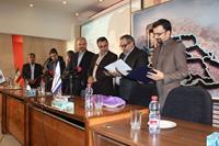 امضاء و تفاهم نامه سه جانبه، برای توسعه فرش دستباف استان فارس