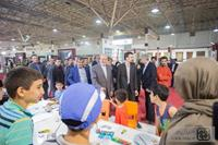 Click to view album: Visiting Minister of Industry, Mine and Trade Fair