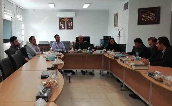 گام نخست انعقاد تفاهم نامه بین مرکز ملی فرش ایران و سازمان بسیج مستضعفین