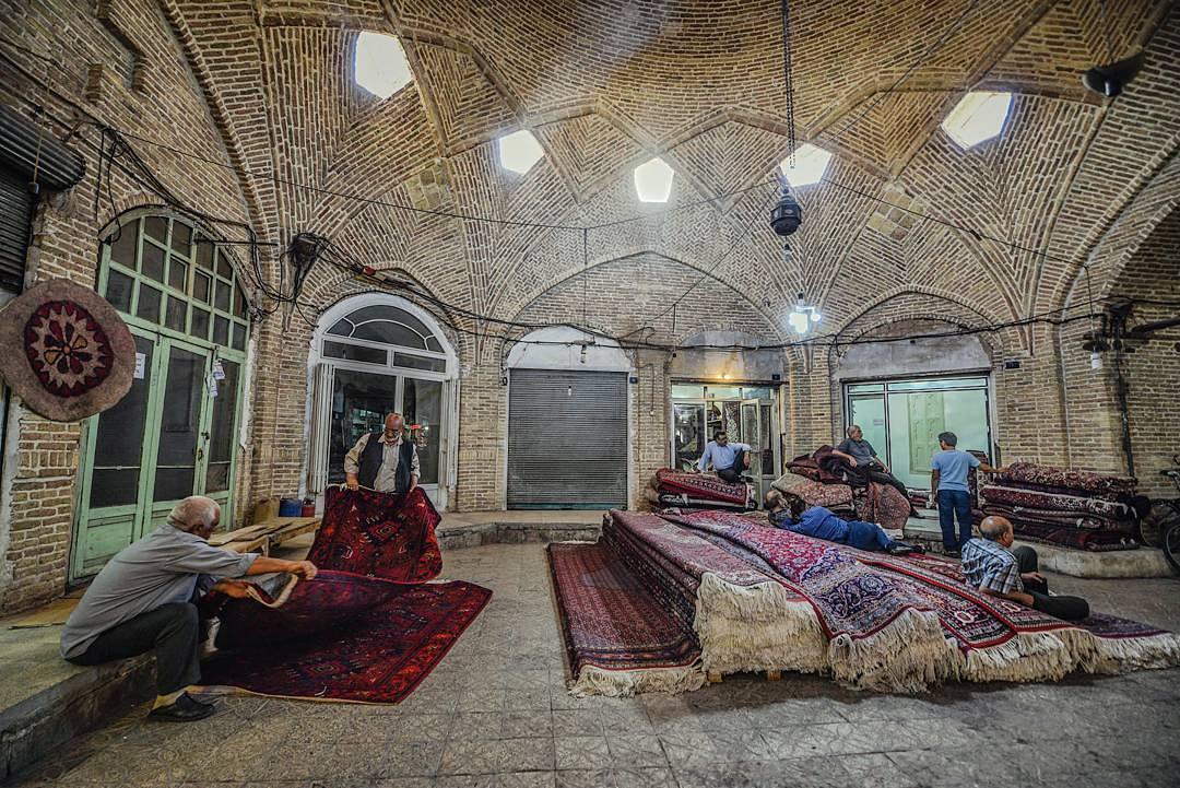 صادرات 11 میلیون دلار فرش دستباف از زنجان
