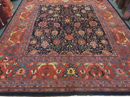 فرش دستباف بیجار ثبت جهانی میشود