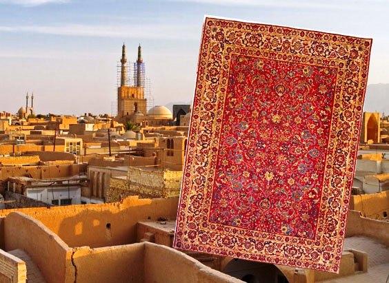 برپایی سیزدهمین نمایشگاه فرش دستبافت در یزد