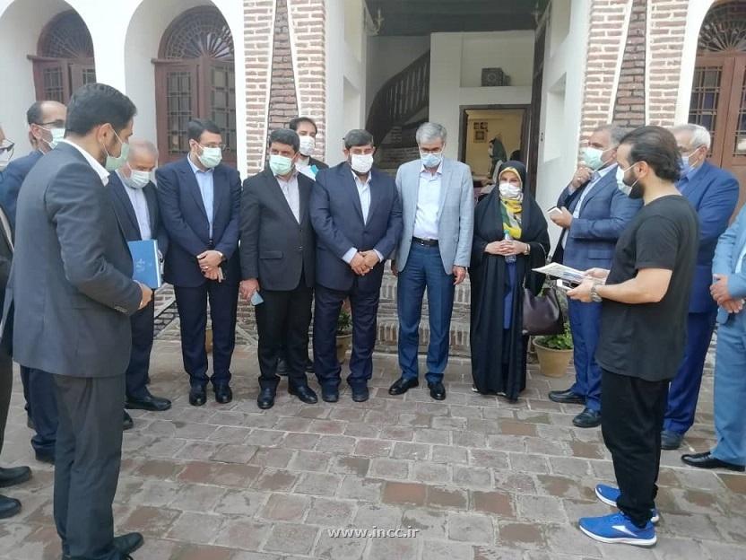 رئیس مرکز ملی فرش اعلام کرد: حمایت از توسعه و ایجاد اشتغال پایدار برای فعالان فرش دستباف بابل