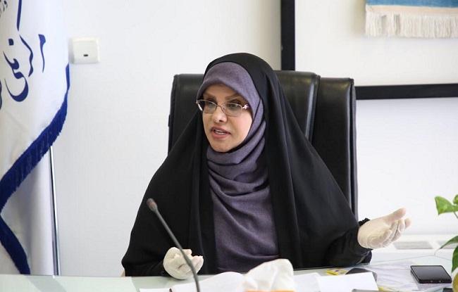 فرح ناز رافع: شتاب دهنده ها به کمک فرش دستباف می آیند/ قالی ایران صاحب داستان زندگی می شوند!