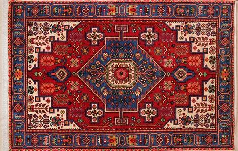 فرش دستباف همدان در یک قدمی خوشه شدن