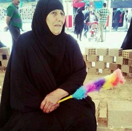 پیام تسلیت رئیس مرکز ملی فرش ایران در پی درگذشت شیرزن غیور و مجاهده عرب مجیده نگراوی