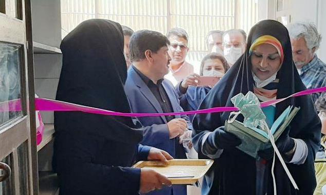 افتتاح کارگاه فرش و گلیم آزادی  ایلام هم زمان با دومین روز سفر کاری رییس مرکز ملی فرش ایران
