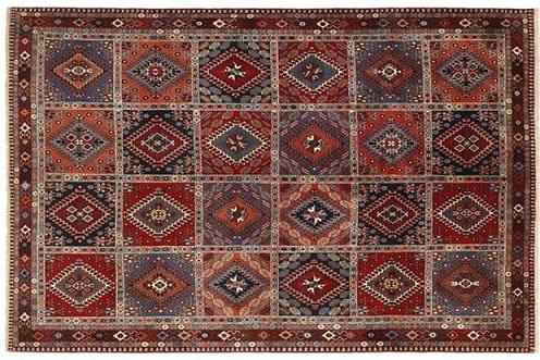 350 هزار دلار صادرات فرش دستباف استان مرکزی
