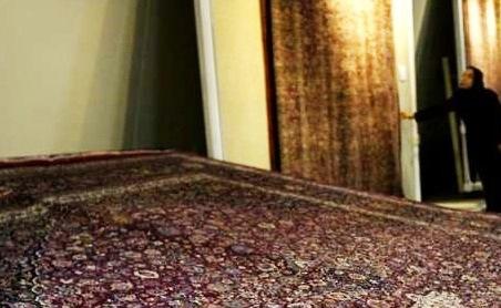 موزه فرش سه تخته فرش عمواقلي را خریداری کرد