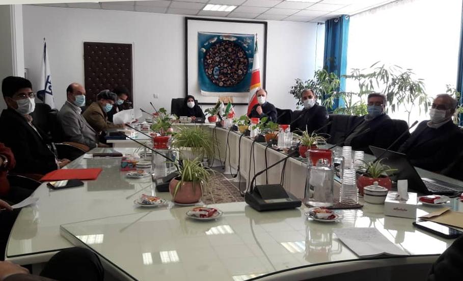 کمیسیون تامین و تولید و اشتغال ستاد عالی راهبری فرش دستباف برگزار گردید