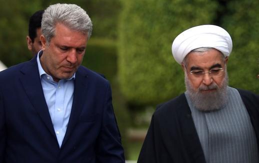 با حکم رئیس جمهور «مونسان» سرپرست وزارت میراث فرهنگی شد