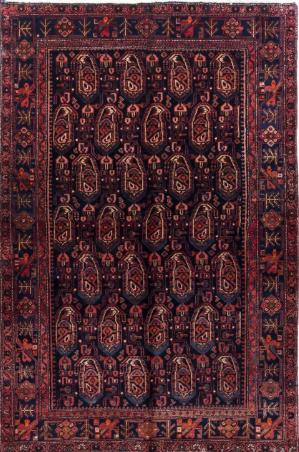 هشت هزار نفر بافنده فرش دستباف در بروجرد فعالیت میکنند