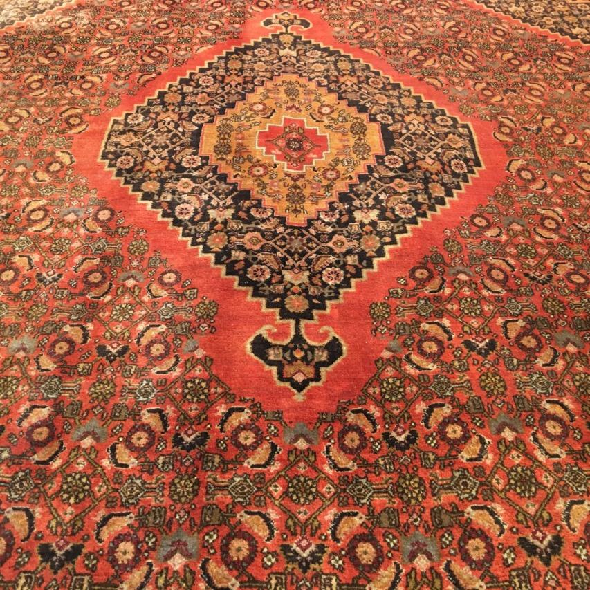 فرش افشار تکاب در آستانه ثبت جهانی