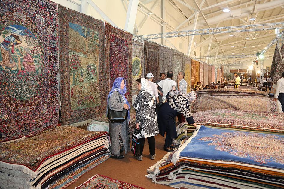 12 متر فضا برای اخذ پروانه تولید فرش دستباف کافی است