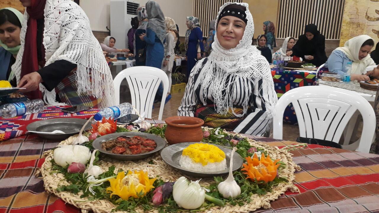 جشنواره دستپخت زنان روستایی رامسر برگزار شد