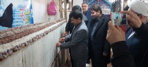 کارگاه قالی بافی زندان سلماس به بهره برداری رسید