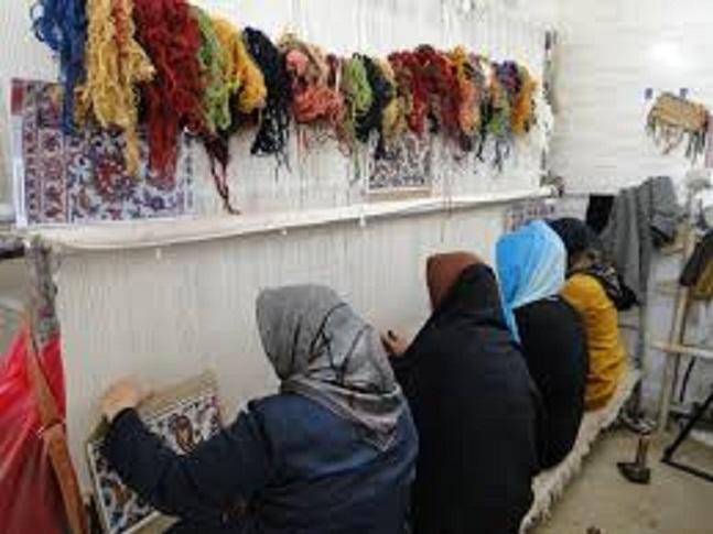 پرداخت تسهیلات برای تولید فرش دستباف در استان مرکزی