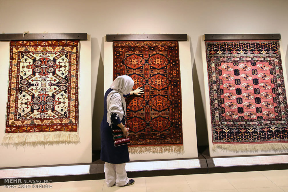 موزه فرش گنبدکاووس، سفر به تارو پود رنگی سنتها