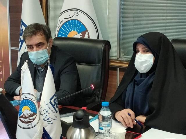 رئیس مرکز ملی فرش ایران:سرانه اشتغالزایی در فرش دستباف ۱۵ میلیون تومان است