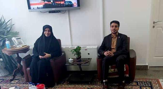 گسترش همکاری محور صحبت رئیس مرکز ملی فرش ایران با مدیر عامل صندوق احیاء و بهره برداری از اماکن تاریخی و فرهنگی