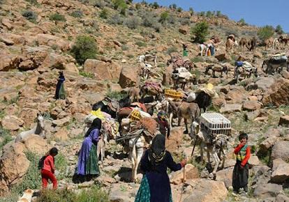 فرماندار سمیرم گفت/ تولیدات و هنر دستان مردان و زنان عشایر این خطه ییلاقی در کشور زبانزد، کم نظیر و نمونه است.