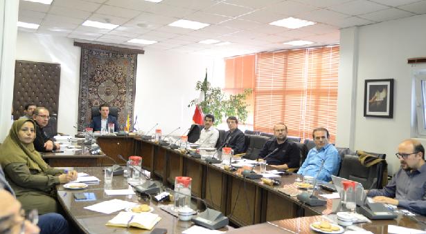 برگزاری دومین جلسه ستاد چهارمین مسابقه ملی طرح و نقشه فرش دستباف در مرکز ملی فرش ایران