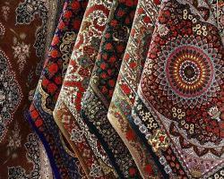 بافت 180هزار متر مربع فرش دستباف چهارمحال و بختیاری