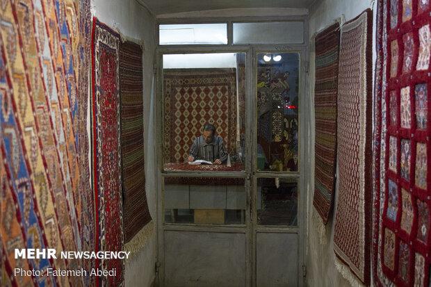 معاون سازمان صمت گلستان: ارزآوری ۲میلیون دلاری فرش دستباف گلستان/۷۹هزارمترمربع فرش تولیدشد