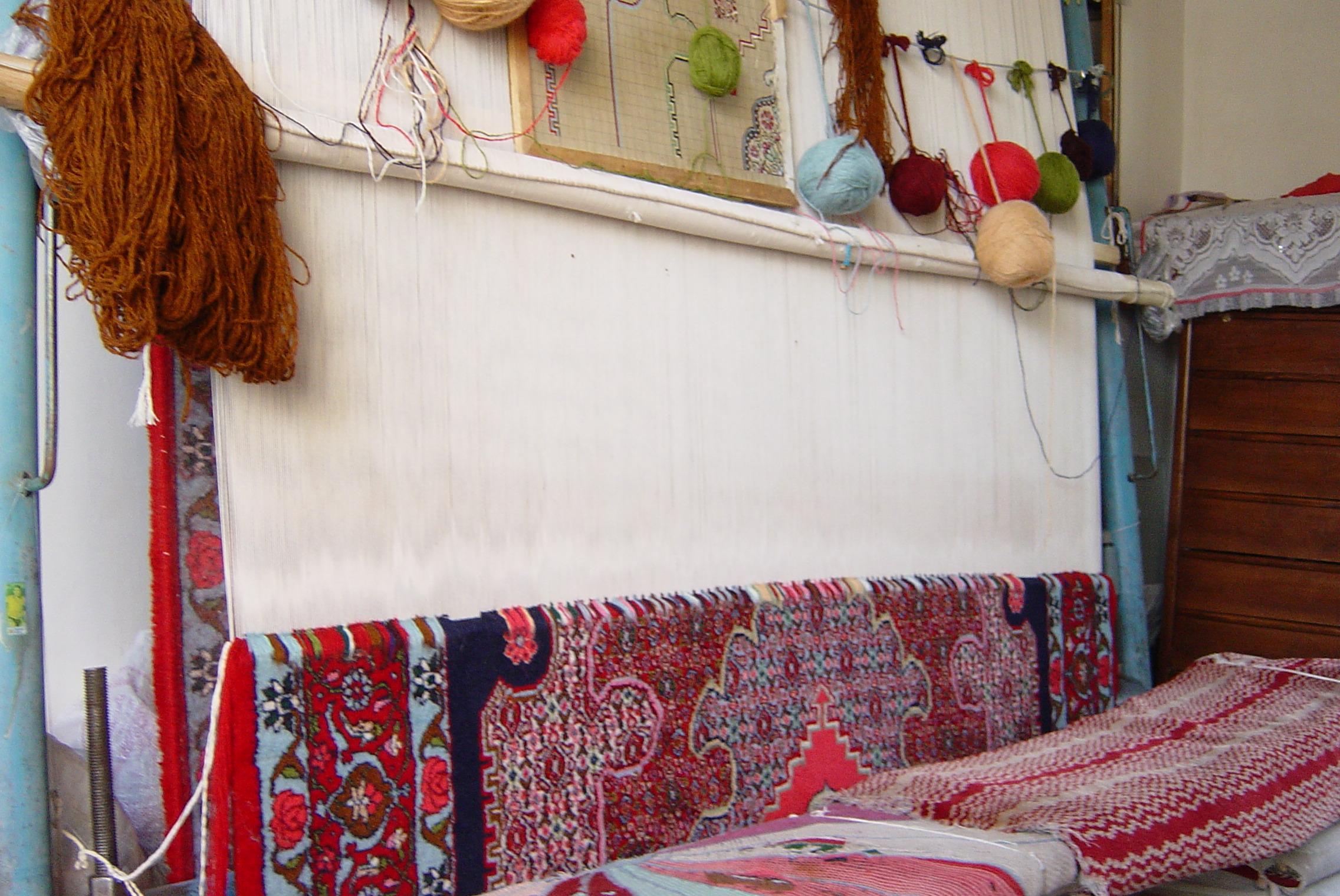 تولید سالانه بیش از یک میلیون مترمربع فرش دستباف در فارس