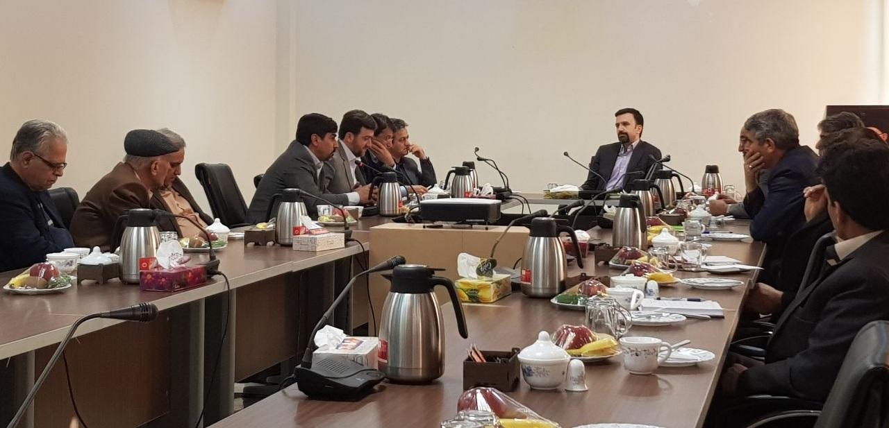 کمیته فرش کاشان برگزار شد