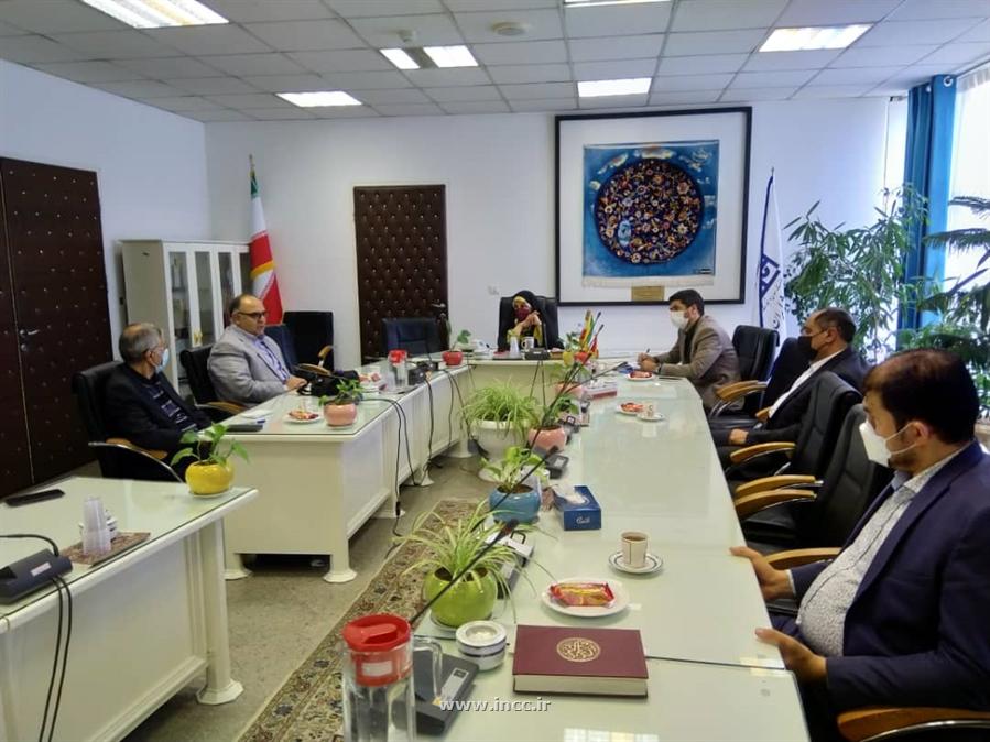 کمیسیون توسعه بازار داخلی پیرامون برگزاری نمایشگاه بیست و نهم تشکیل جلسه داد
