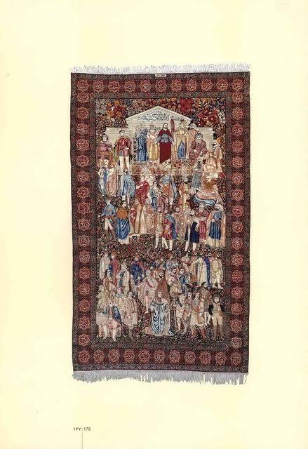 موزه فرشهای تاریخیهنری ایران مجازی شد