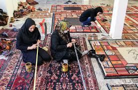 ۲۴ هزار بافنده فرش در استان مشغول فعالیت هستند