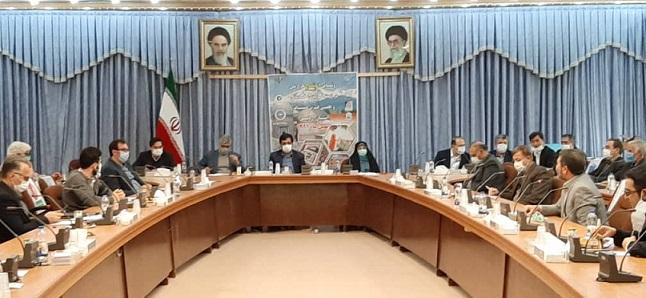 برگزاری کمیته فرش دستباف استان اردبیل