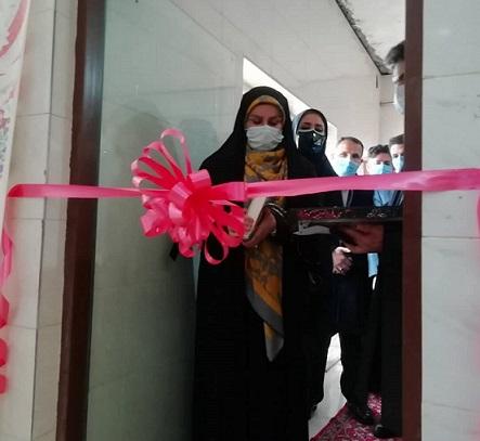 افتتاح کارگاه پشم ریسی فرش دستباف در ایام دهه فجر