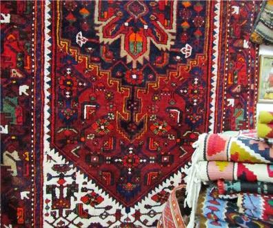 سهم چشمگیر فارس در صادرات فرش دستباف