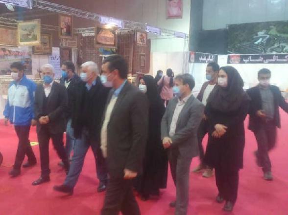 سومین  نمایشگاه فرش دستباف استان گلستان در گرگان برگزار شد