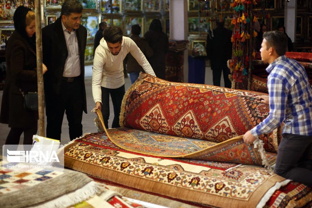 رییس مرکز ملی فرش خبر داد: ایجاد پایانه تخصصی برای توسعه صادرات فرش دستباف
