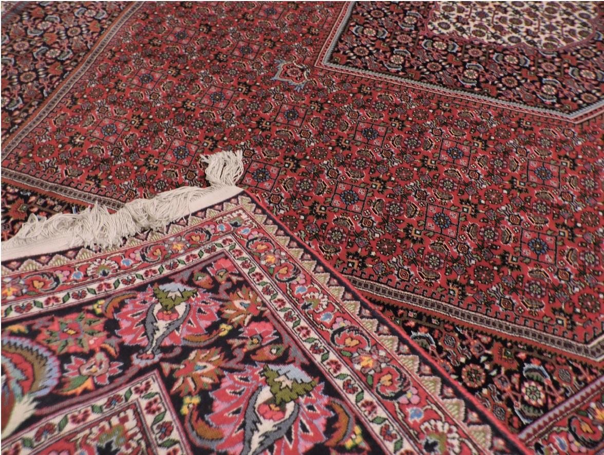 فرش آهنین افشار سوغات تکاب