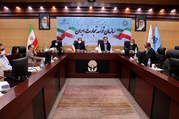 فرش دستباف ایران محور  بیست و هفتمین جلسه کمیته کارشناسی شورای عالی توسعه صادرات غیرنفتی