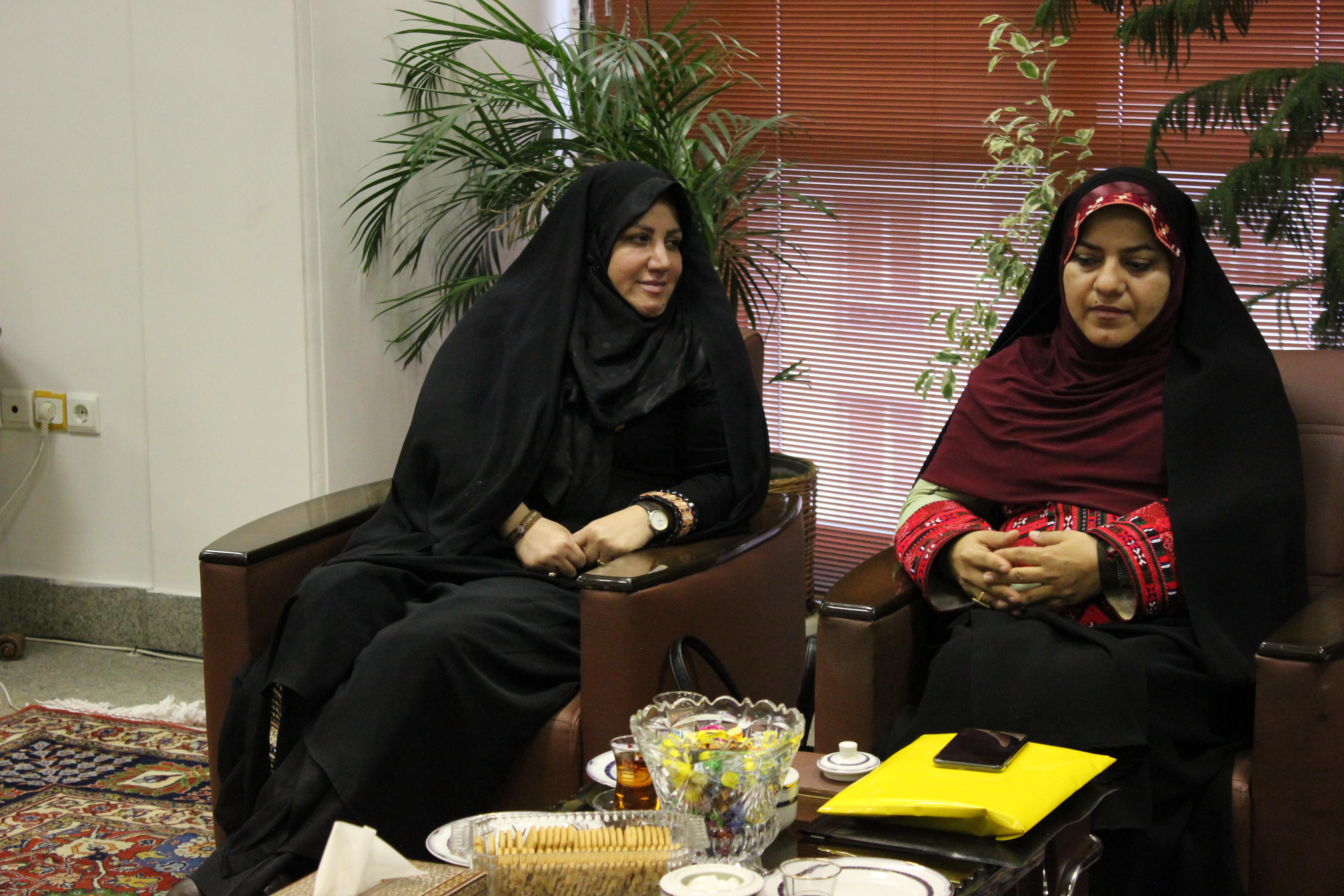 دیدار سفیر جمهوری اسلامی ایران در برونئی با رئیس مرکز ملی فرش