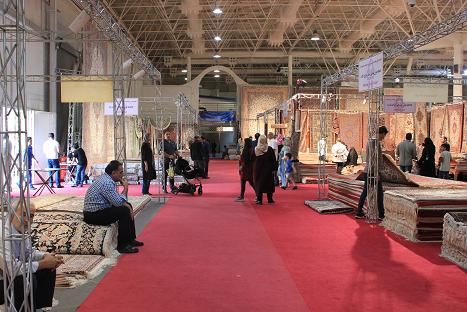 گزارش وضعیت حضور و مشارکت تولیدکنندگان و فروشندگان فرش دستباف استان خراسان جنوبی