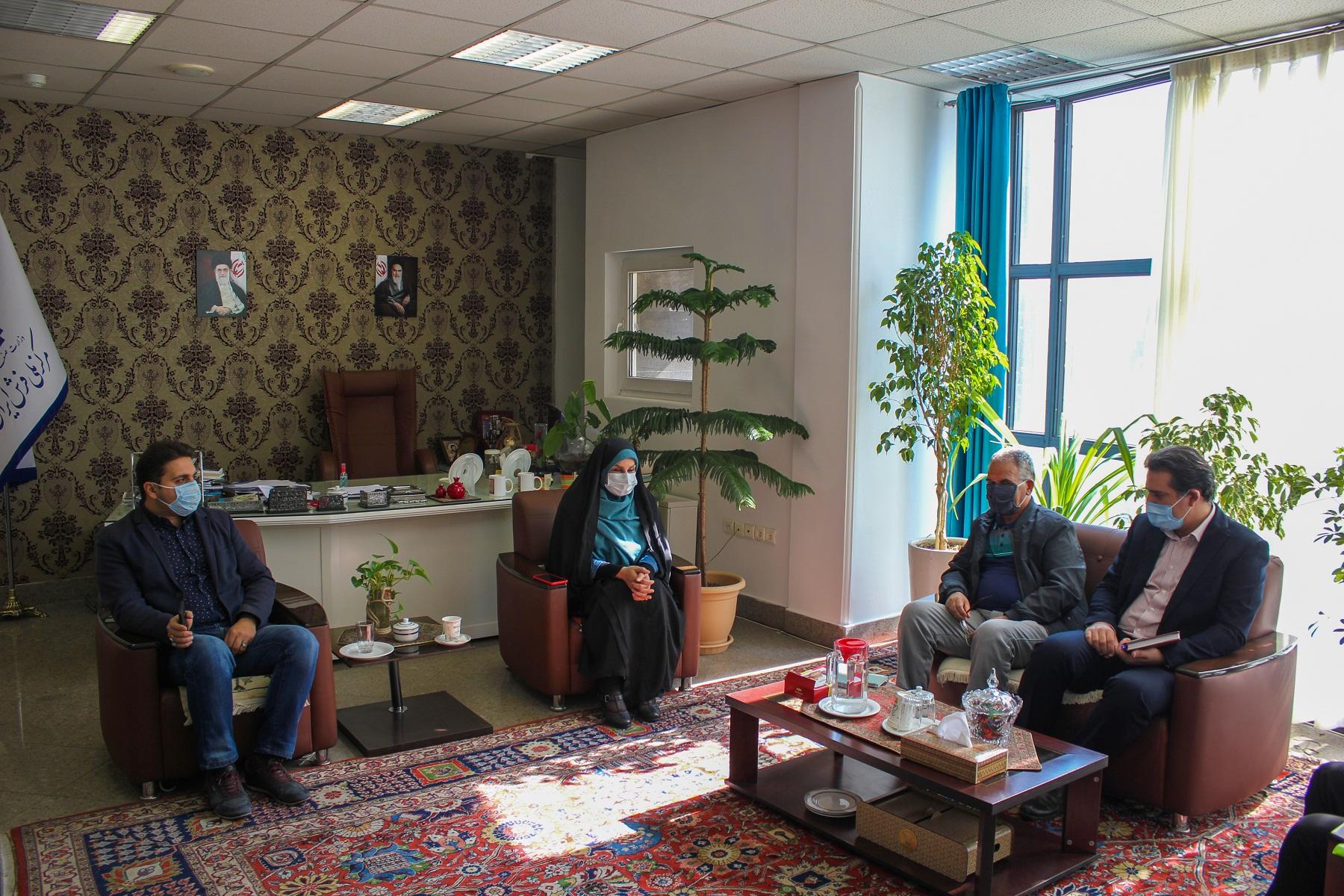 حمایت مرکز ملی فرش ایران از استارت آپ های فعال در حوزه فرش دستباف