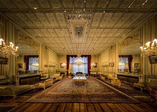 درخشش فرش دستباف ایران در کاخ صاحبقرانیه