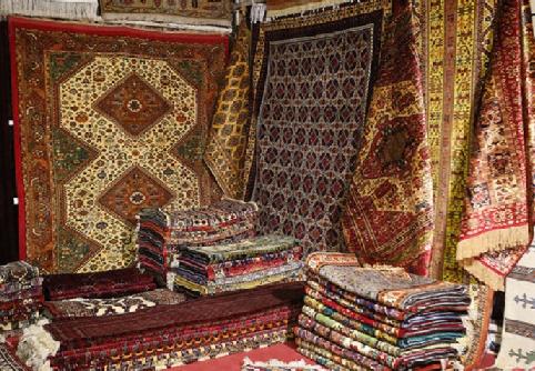 تولید فرش دستباف در مهاباد 30 درصد افزایش یافت