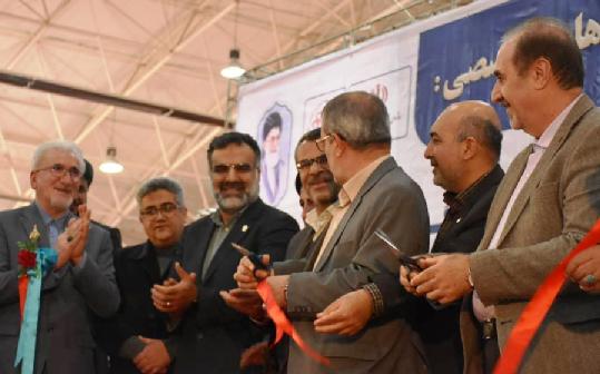پانزدهمین نمایشگاه فرش دستباف فارس در محل دائمی نمایشگاه های بین المللی شیراز برگزار شد
