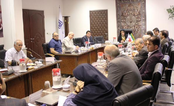 تشکیل ششمین جلسه ستاد نمایشگاه بیست و هشتم فرش دستباف ایران