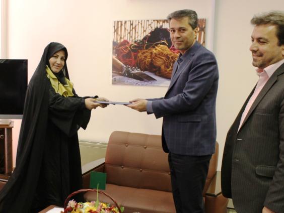 رئیس مرکز ملی فرش ایران / شرکت سهامی فرش ایران عاملی مهم و تاثیرگذار در تولید و صادرات فرش دستباف ایران است
